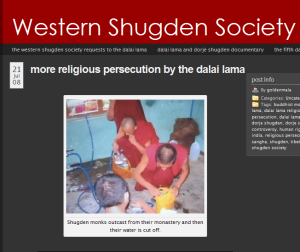 http://shugdensociety.wordpress.com/2008/07/21/persecution-dalai-lama/