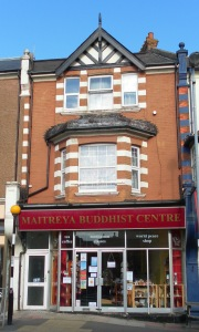 Maitreya Buddhist Centre, Sea Road, Bexhill-on-Sea, District of Rother, England.
