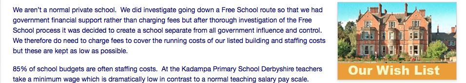 Kadampa Primary School Derbyshire - A Happiness Cult? (2/2)