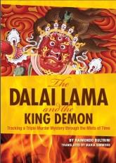Cover Dorje Shugden / Dalai Lama Book by R. Bultrini