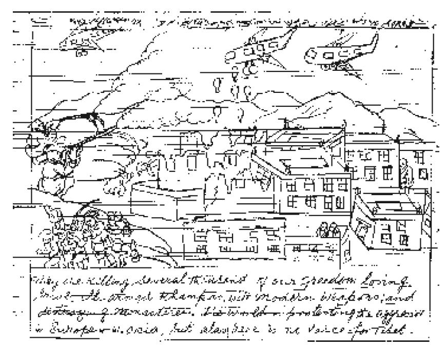 Destruction of Kham monasteries.