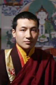 Shamar Rinpoche's Karmapa, Trinley Thaye Dorje