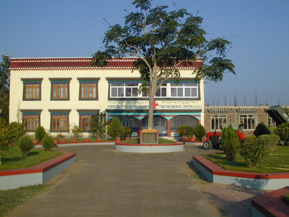 H.Poitner Health centre,