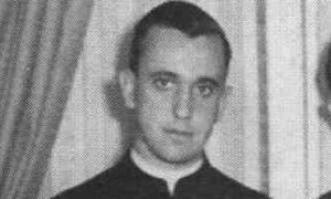 A young Jorge Bergoglio in Buenos Aires