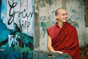 Three years after I left the NKT in 2000. Losang Tashi was my monks name at that time.
