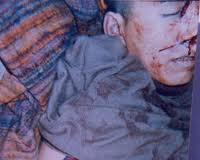 One of the three monks killed in the name of the Gyalpo Shugden cult in '97