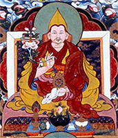 The Fifth Dalai Lama, Ngawang Lobsang Gyatso (1617-1682)