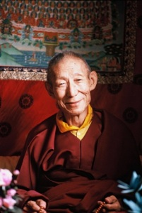 Kyabje Trijang Rinpoche (1901–1981)
