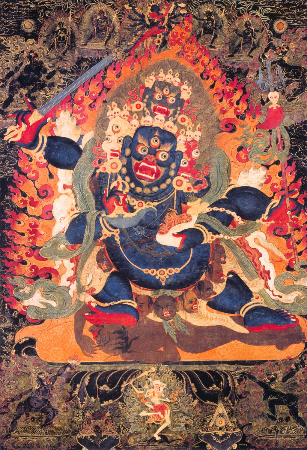 an overview of the role of karma in buddhism Since buddhism lacks a single supreme god, the notion of dharma supplies a form of morality for buddhists, and karma ensures that following its moral path is according to self-interest attributes dharma is a kind of self-evident truth in buddhism.