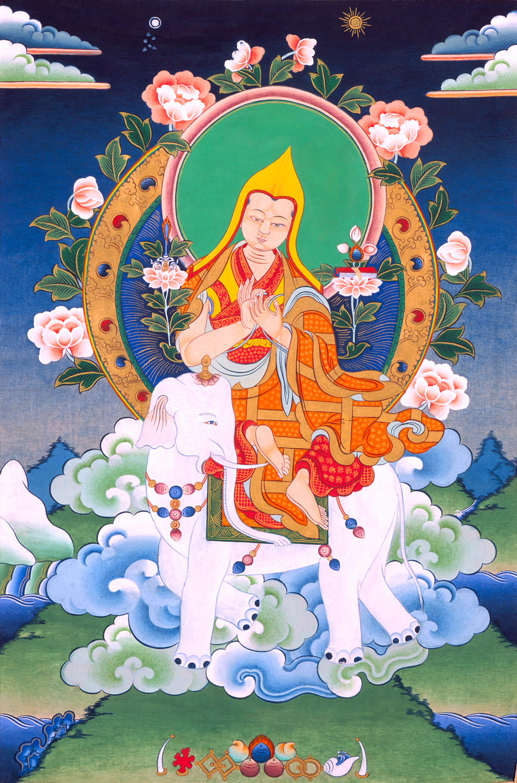 The Mystic Ganden Hearing Lineage – A Clarification – Tibetan