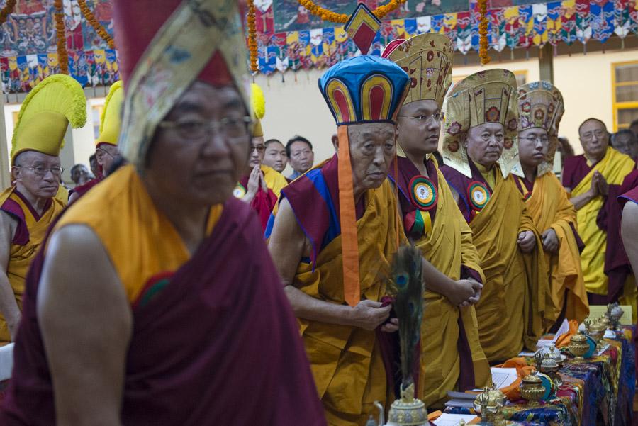 Tibet's top religious leaders condemn Shugden worshippers