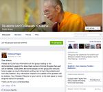 kelsang pagpa protests dalai lama