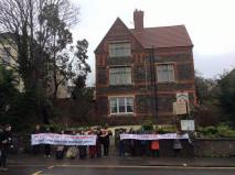 Bristol, Amitabha Buddhist Centre, 31. Jan. 2016