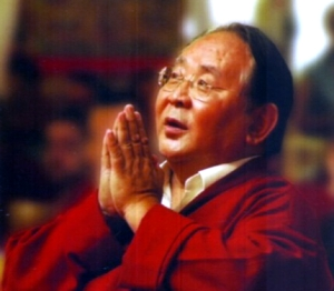 Sogyal Rinpoche, 2008 Wikipedia Commons