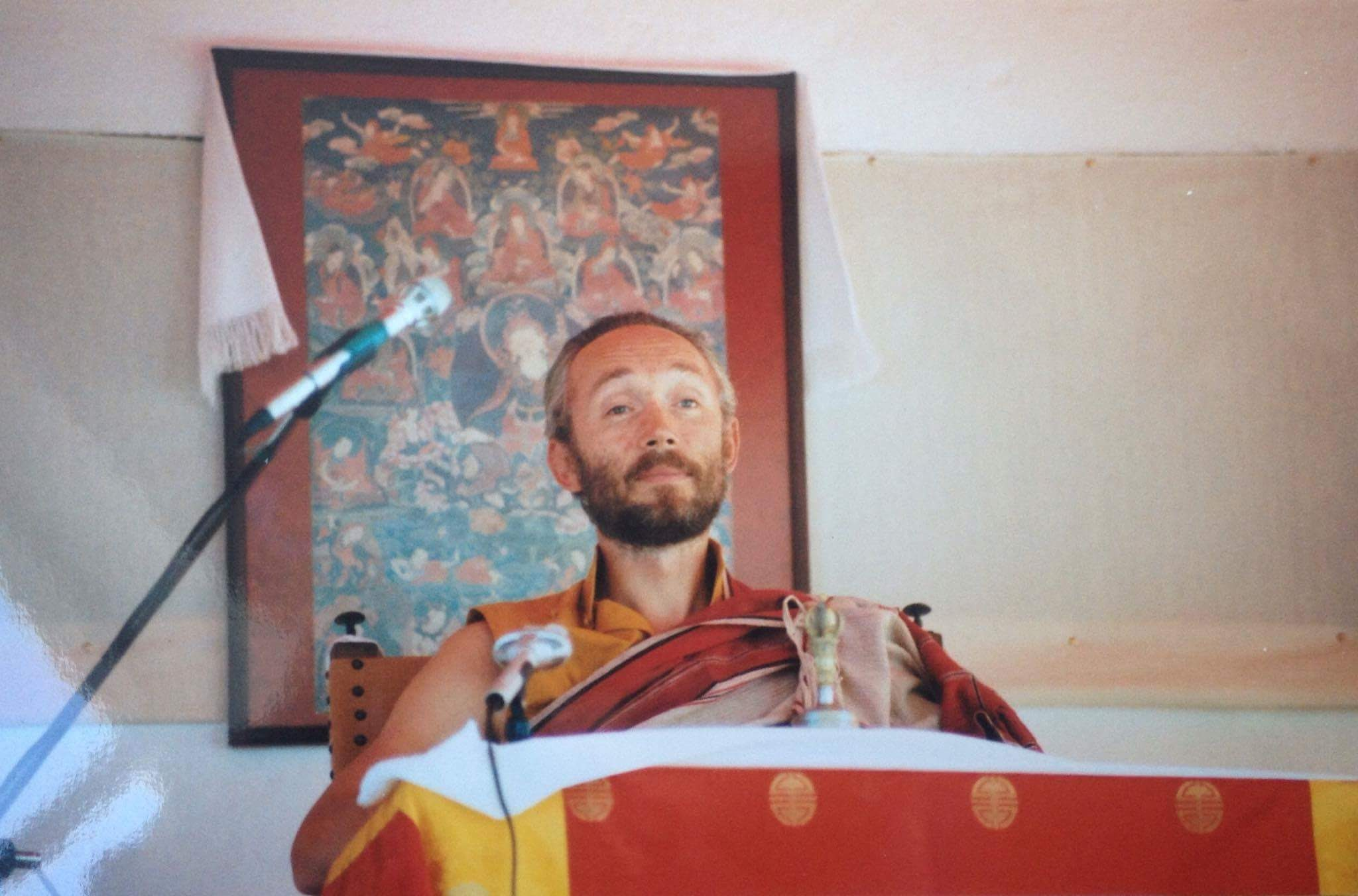 Robert Spatz, guru of the OKC cult, gets 4 years' suspended sentence –  Tibetan Buddhism – Struggling With Diffi·Cult Issues