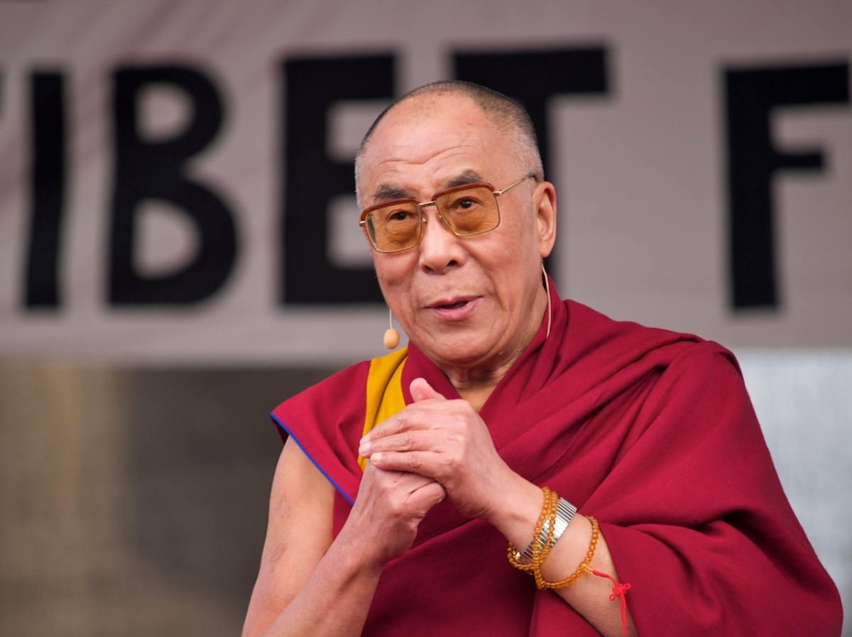 The Dalai Lama on Abuse by Buddhist Teachers or Gurus