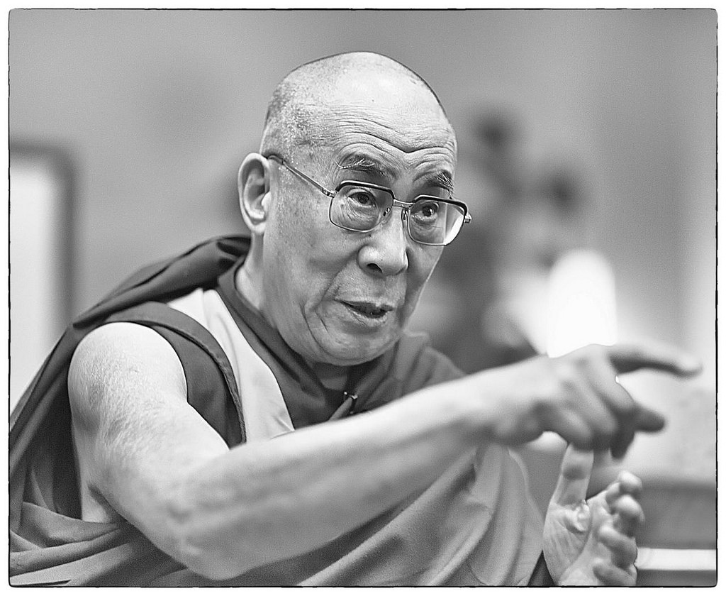 H H  the Dalai Lama's Comments on the Troubles in Rigpa